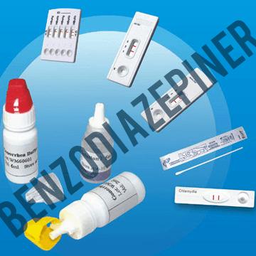 Hemtest Benzodiazepiner