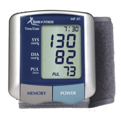 Digital Blodtrycksmätare